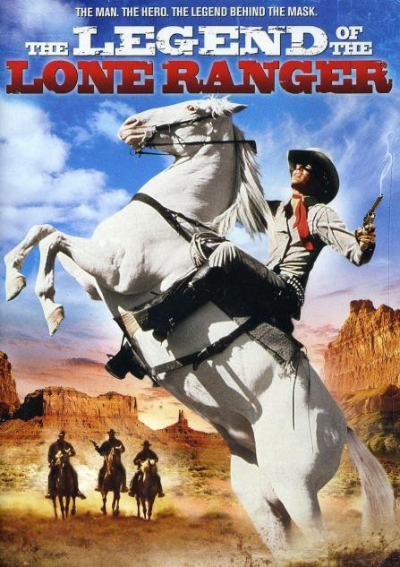 The Legend of The Lone Ranger - Poster 2
