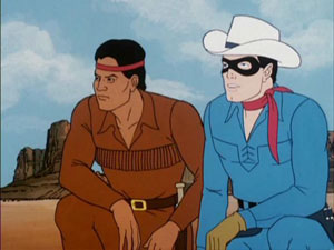 The Lone Ranger - Animation - Image 2