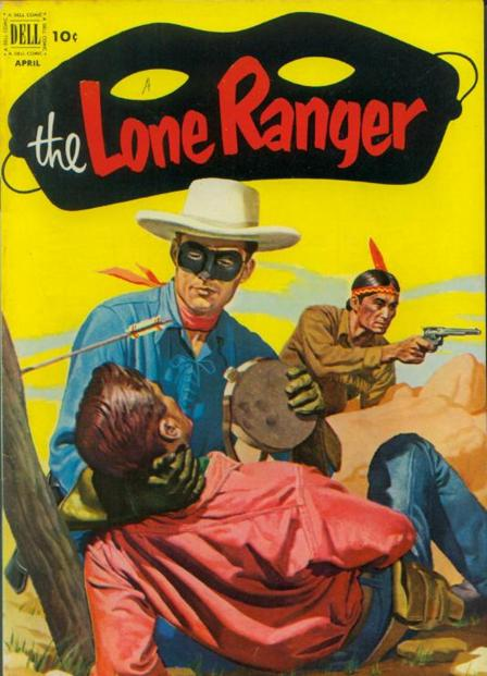 The Lone Ranger - BD - Cover 2