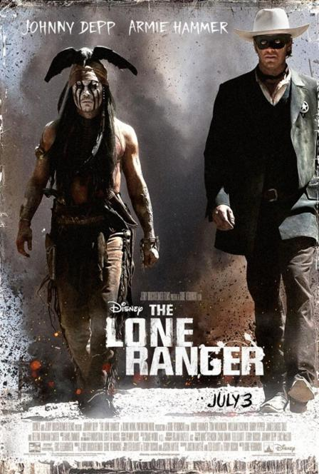The Lone Ranger - Poster 1