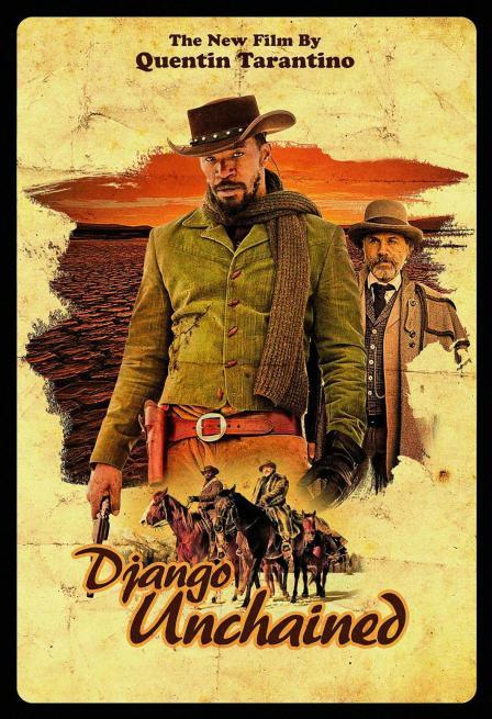 Django Unchained - Poster 3