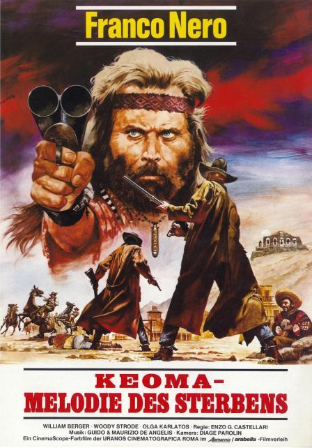 Keoma - Poster 2