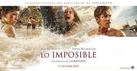 The Impossible - Poster 2