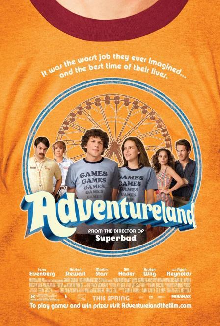 Adventureland - Poster 1