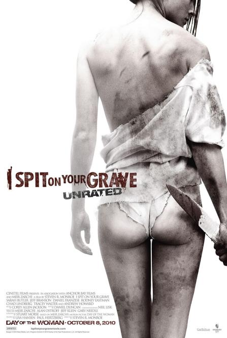 I Spit on Your Grave - 2010 - Poster 2