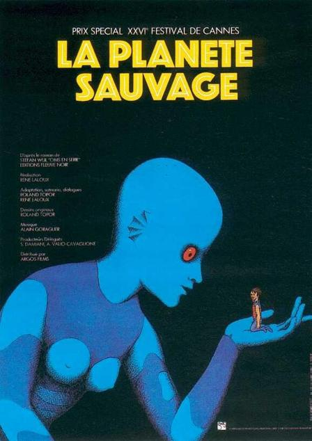 La Planete Sauvage. - Poster 1jpg