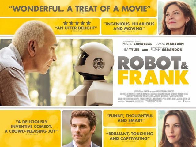 Robot & Frank - Poster 1