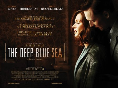 The Deep Blue Sea - Poster 2