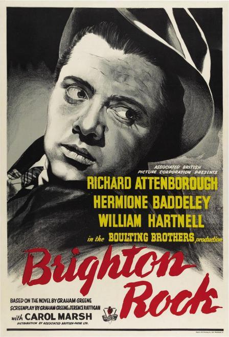 Brighton Rock - 1947 - Poster 1