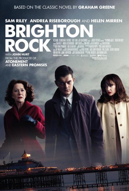 Brighton Rock - 2011 - Poster 1