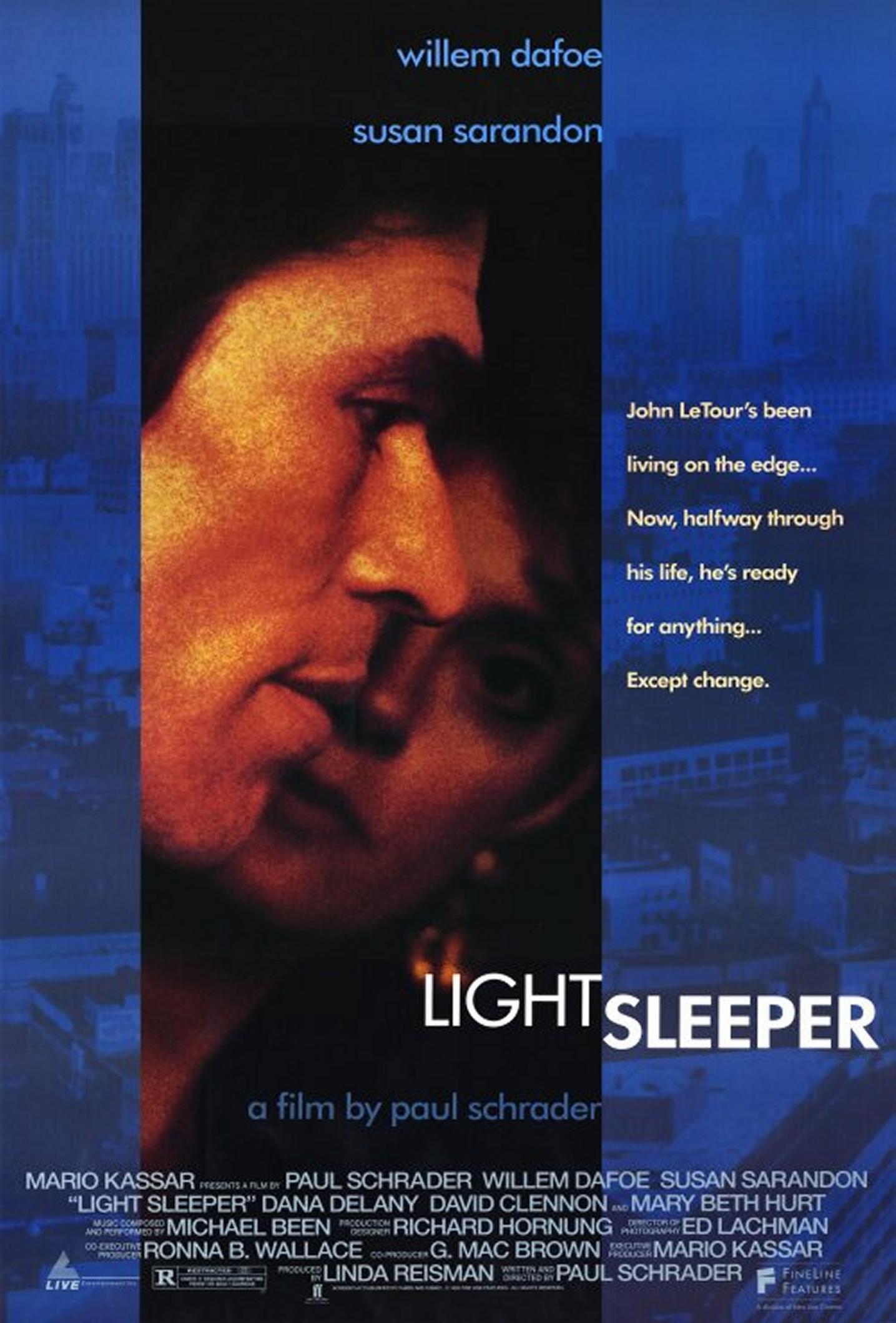 ポール・シュレイダー監督のライト・スリーパーという映画