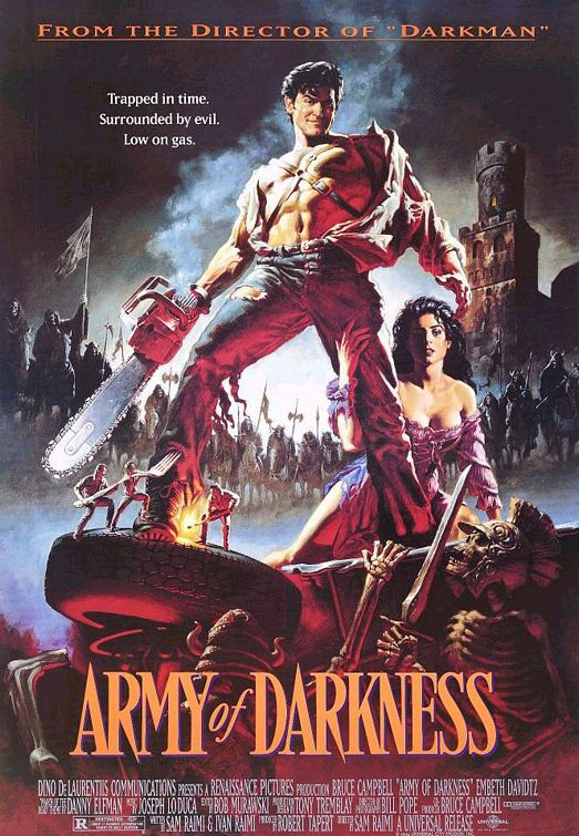 Army of Darkness - Poster 1
