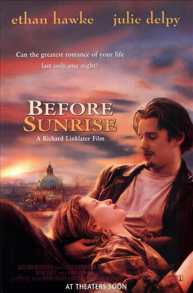 Before Sunrise - Poster 1