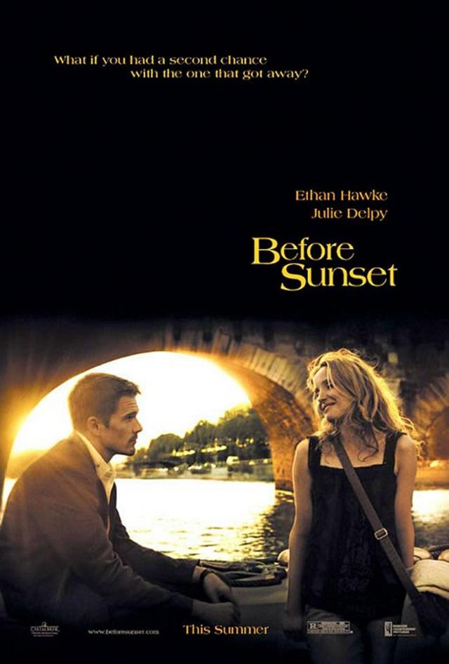 Before Sunset - Poster 1