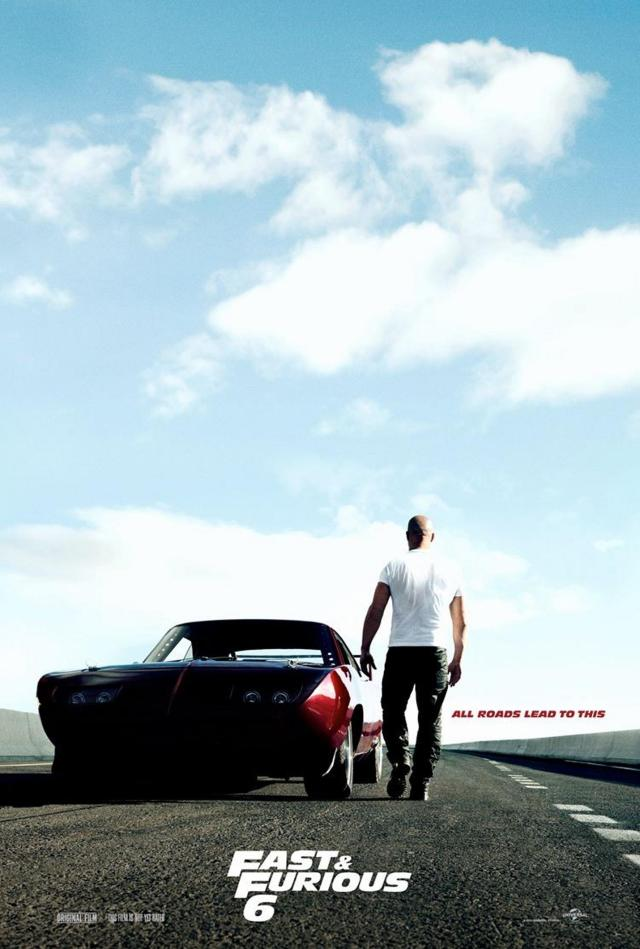 Fast & Furious 6 - Poster 1