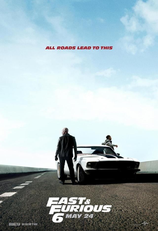 Fast & Furious 6 - Poster 4