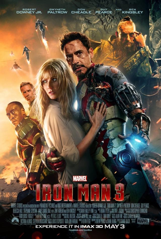Iron Man 3 - Poster 1