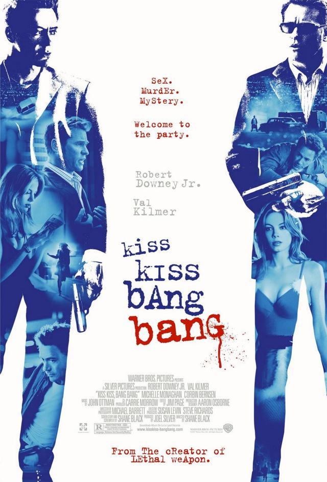 Kiss Kiss Bang Bang - Poster 2