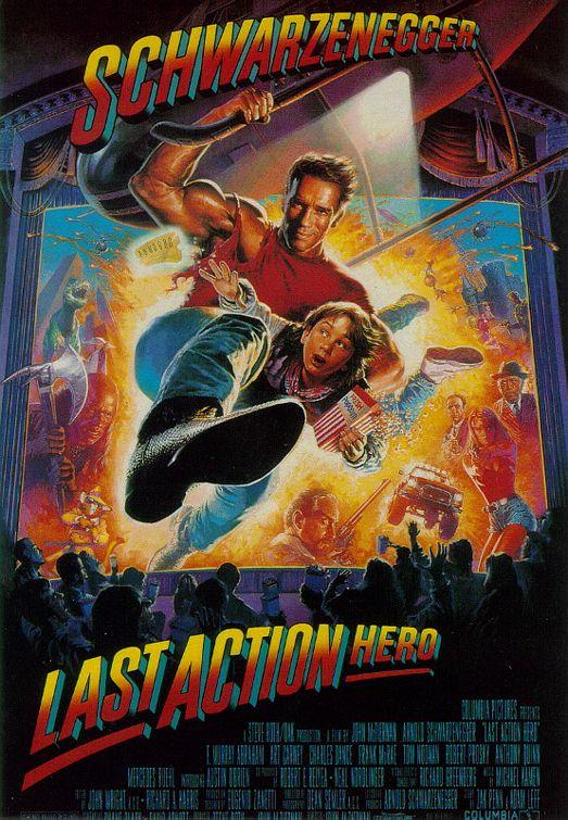 Last Action Hero - Poster 2