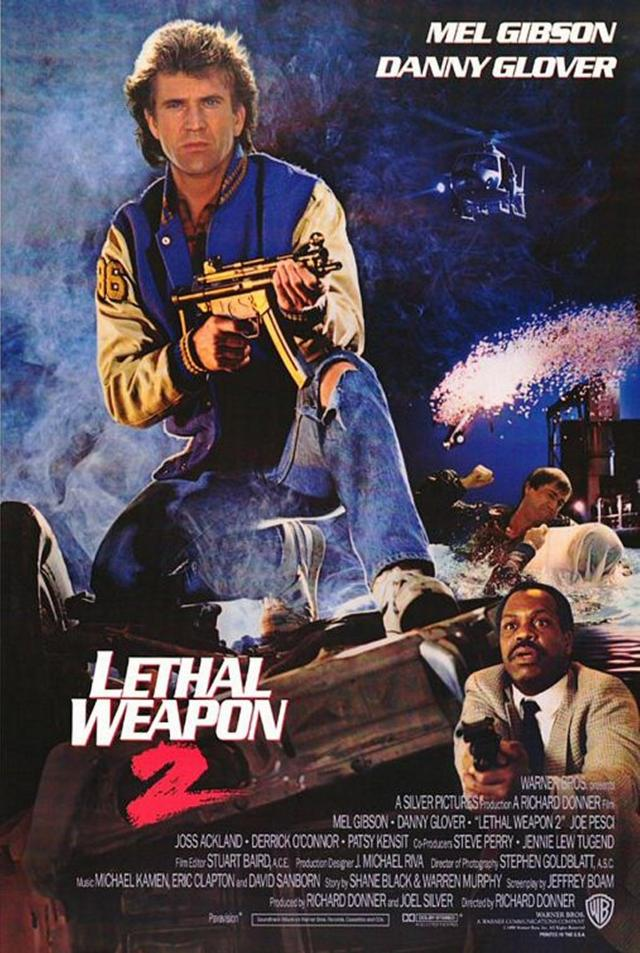 Lethal Weapon 2 - Poster 2