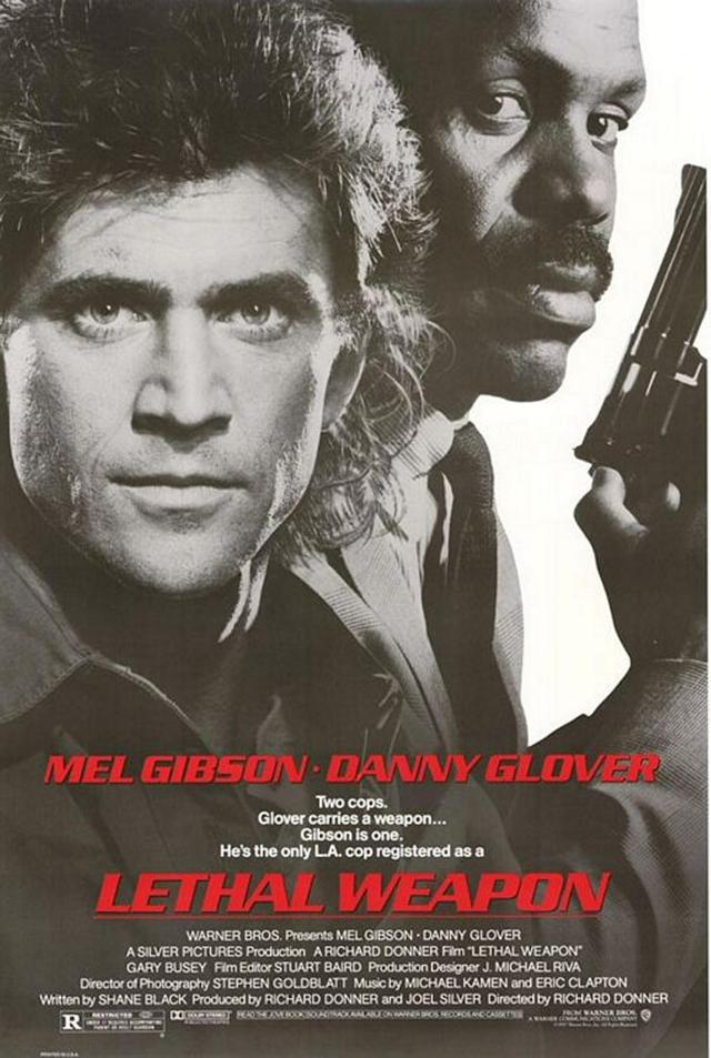 Lethal Weapon - Poster 1