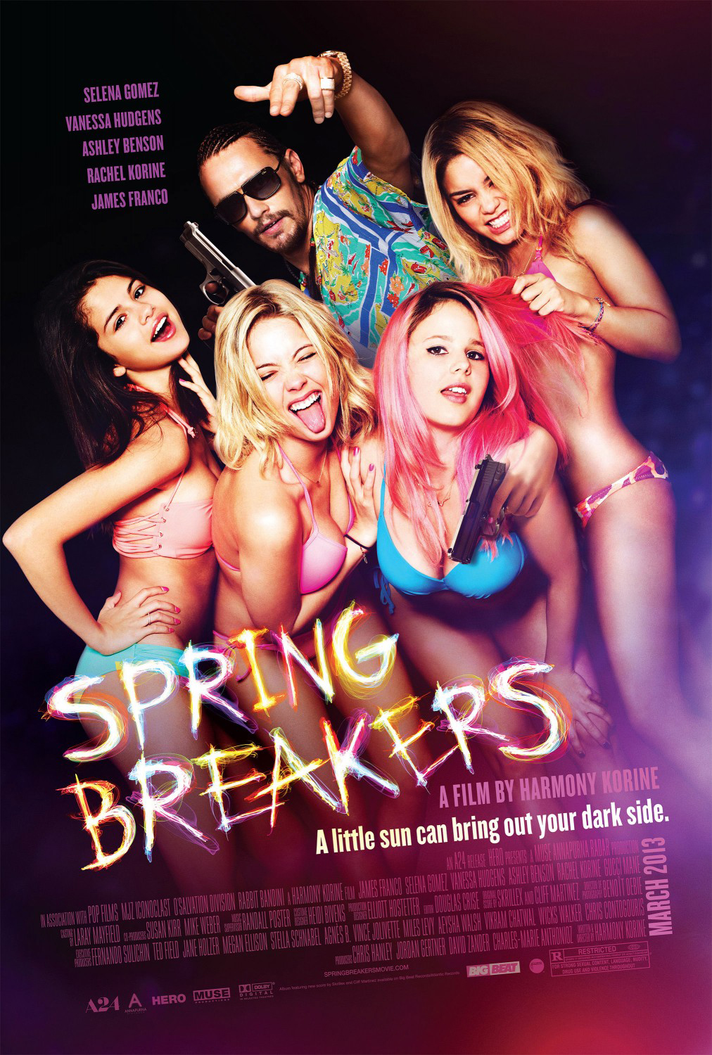 Spring Breakers – Garotas Perigosas (Legendado) BRRip RMVB