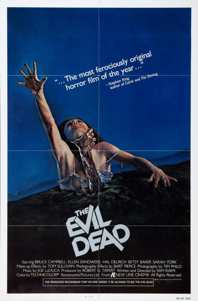 The Evil Dead - 1981 - Poster 1