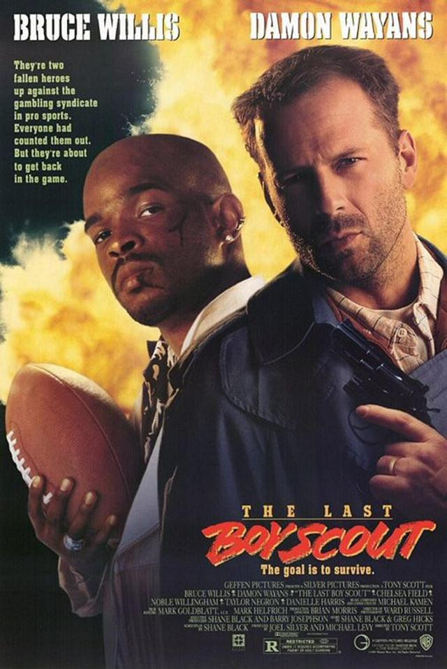The Last Boy Scout - Poster 1