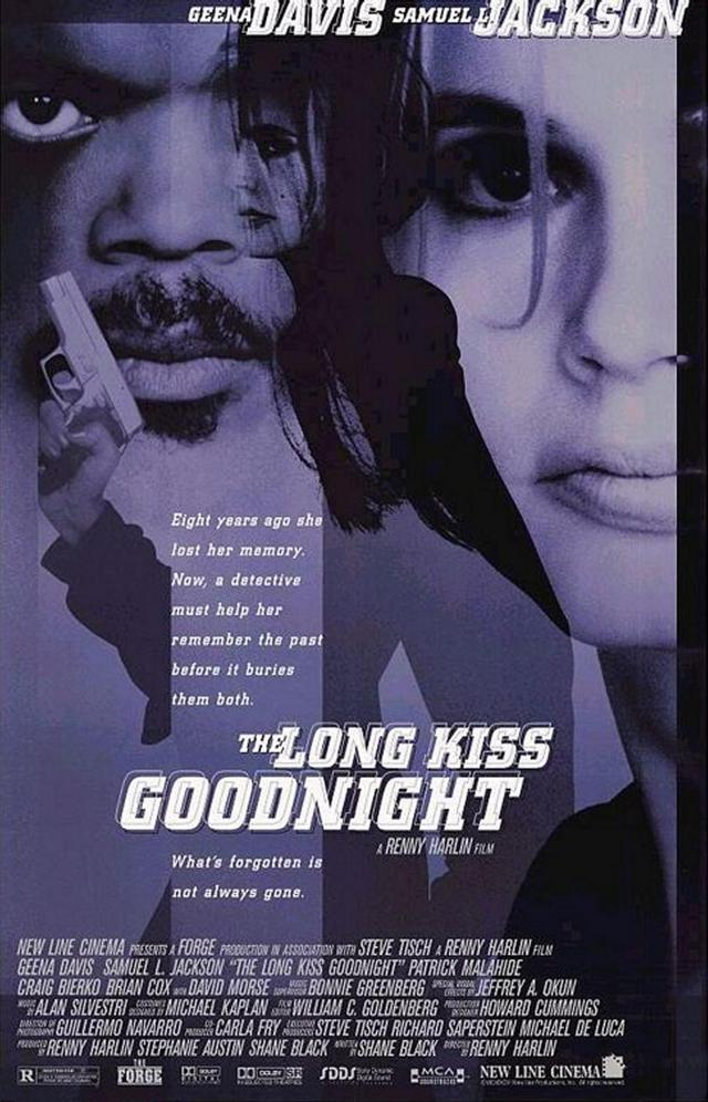 The Long Kiss Goodnight - Poster 2