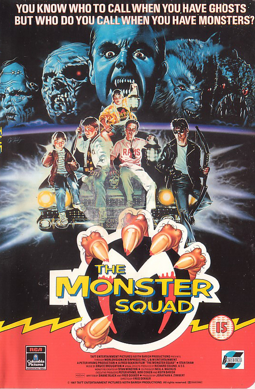 The Monster Squad - Poster 2