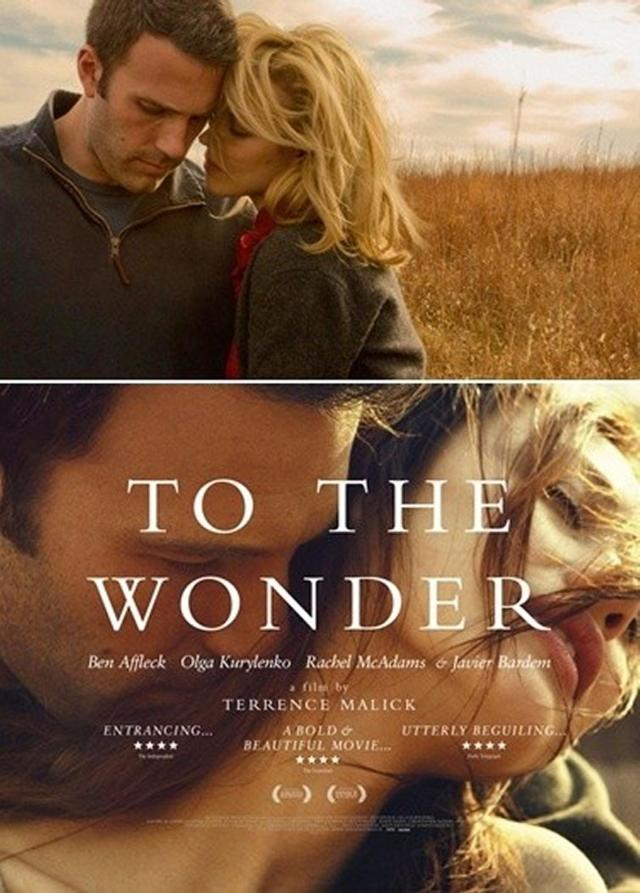 To The Wonder - Poster 1