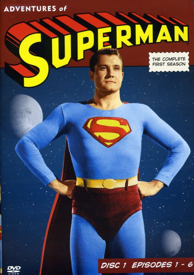 Adventures of Superman - Poster 2