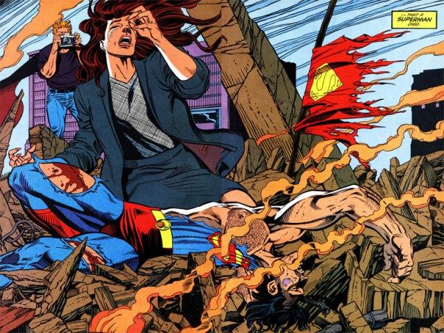 Death of Superman - 1
