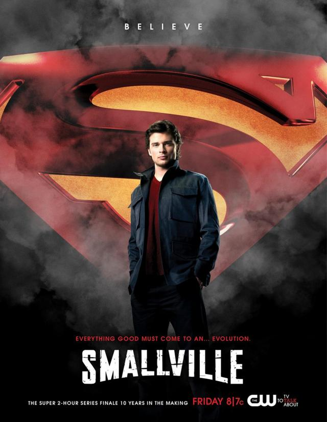 Smallville - Poster 2