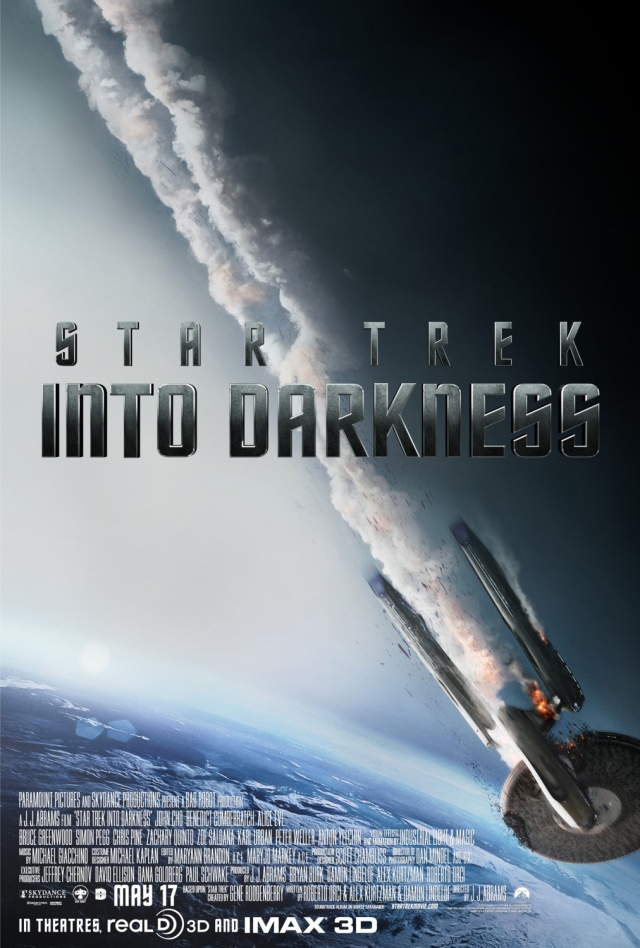 Star Trek - Into Darkness - Poster 4