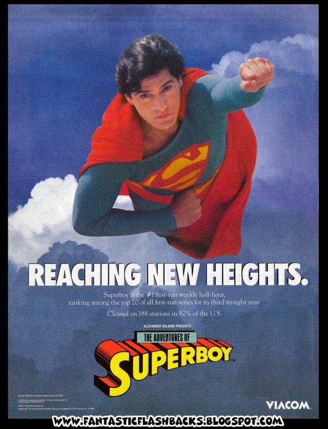 Superboy - Poster 1