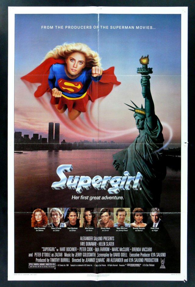 Supergirl - Poster 1