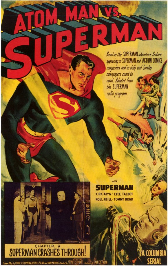 Superman - 1950 - Poster 1