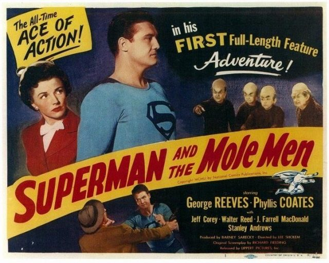 Superman - 1951 - Poster 1