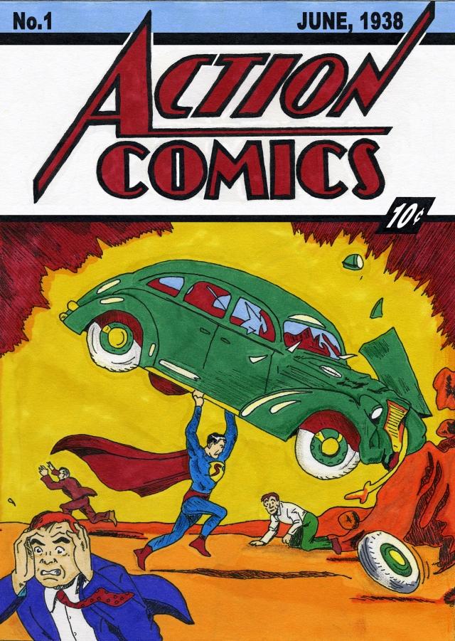Superman - Action Comics #1