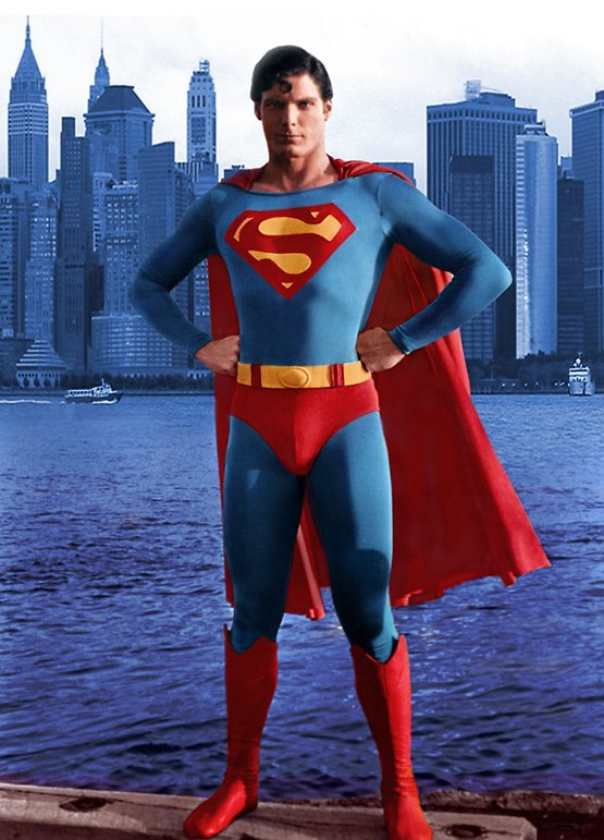 Superman - Christopher Reeve - 2