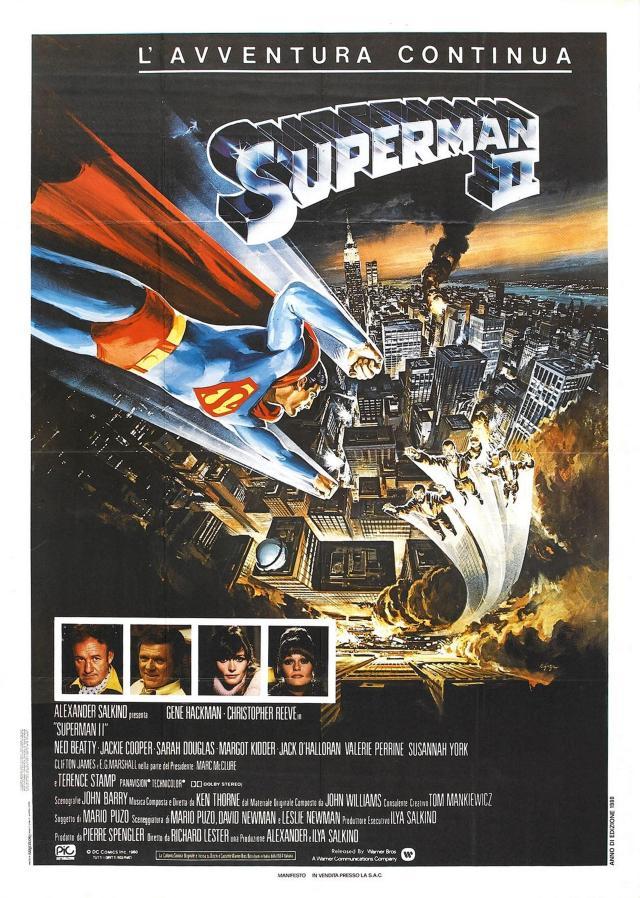 Superman II - Poster 2