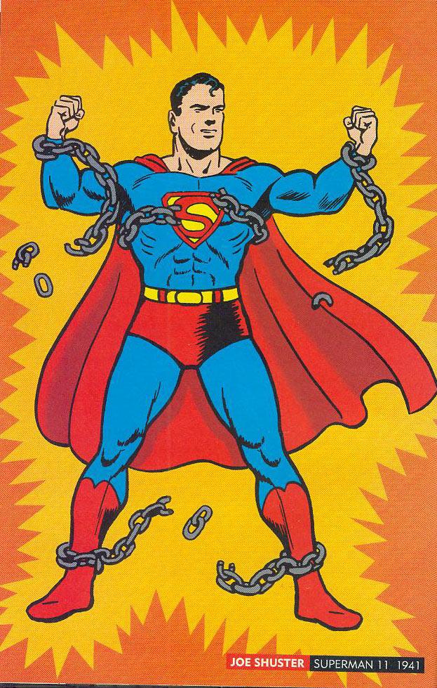 Superman - Joe Shuster - 1