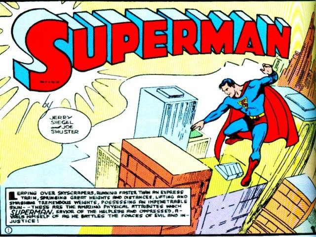 Superman - Joe Shuster - 3