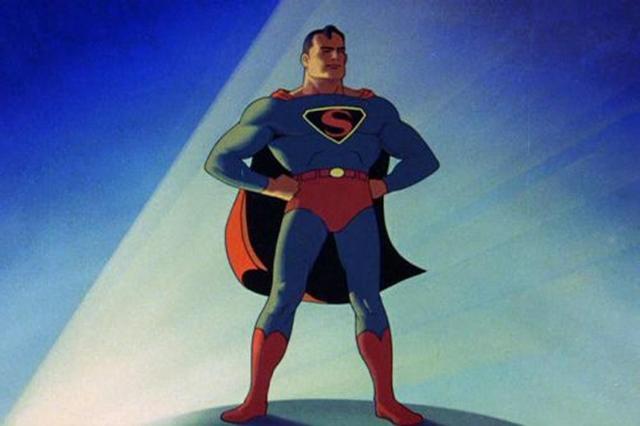 Superman - Max Fleischer animation