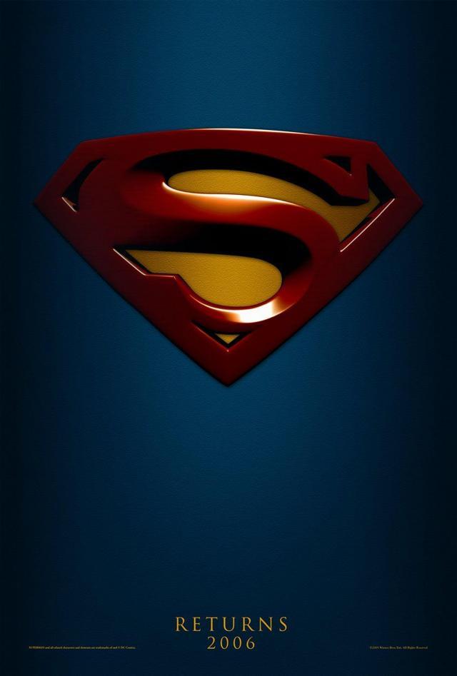 Superman Returns - Poster 1