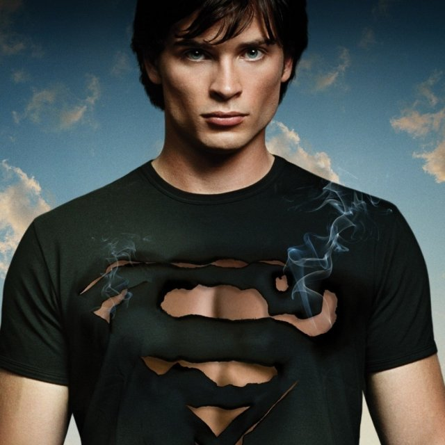 Superman - Tom Welling
