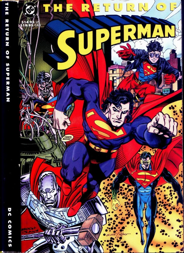 The Return of Superman - 1