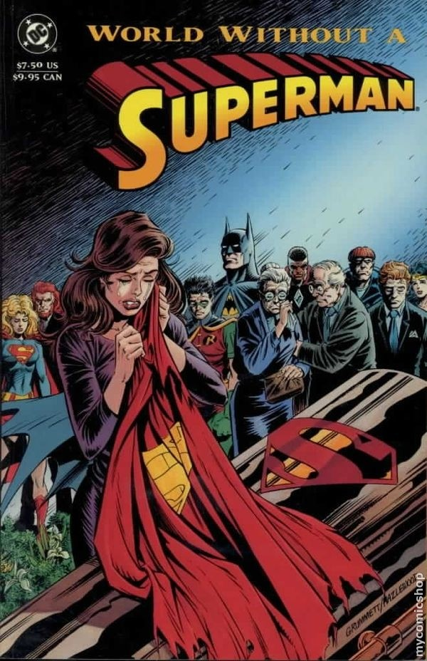 World Without a Superman - 1