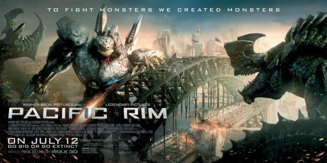 Pacific Rim – Batalha do Pacífico (2013)
